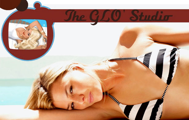 Giveaway:  Airbush Spray Tan From The Glo Studio