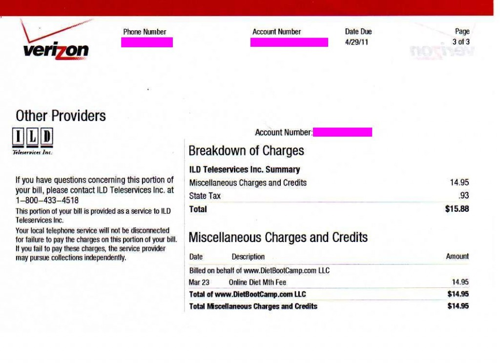 Verizon wireless coupons for bill