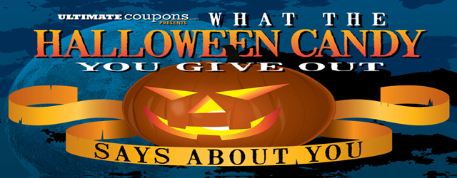 What the Halloween Candy You Give Out Says About You [Infographic]