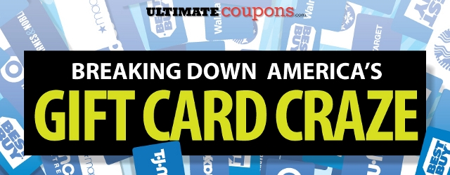 Breaking Down America's Gift Card Craze [Infographic]