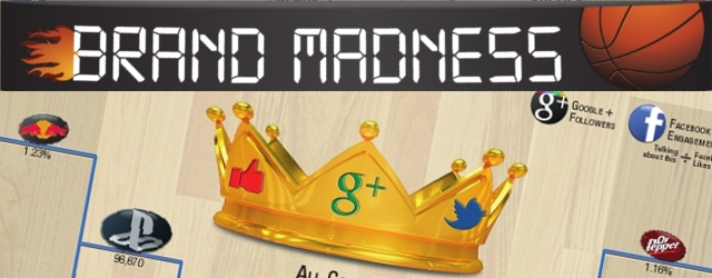 Brand Madness - Using Bracketology to Crown a Social Media Champion [Infographic]