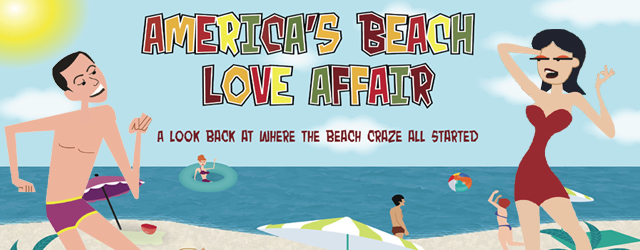 America's Beach Love Affair [Infographic]