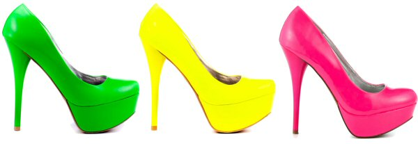 sherella elle wear: MUST HAVE NEON SHOES!!!!!FOR SPRING