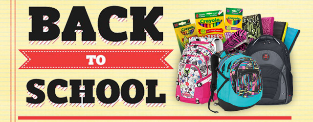 Back To School College Banner