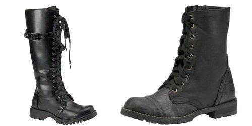 Combat Boots On Sale - Cr Boot
