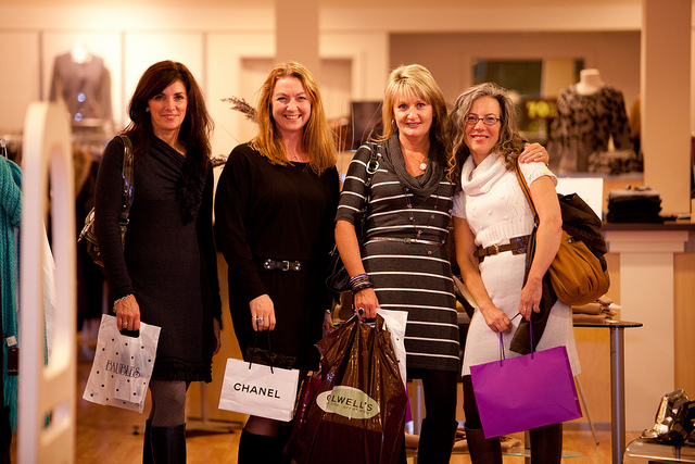 shopping style group