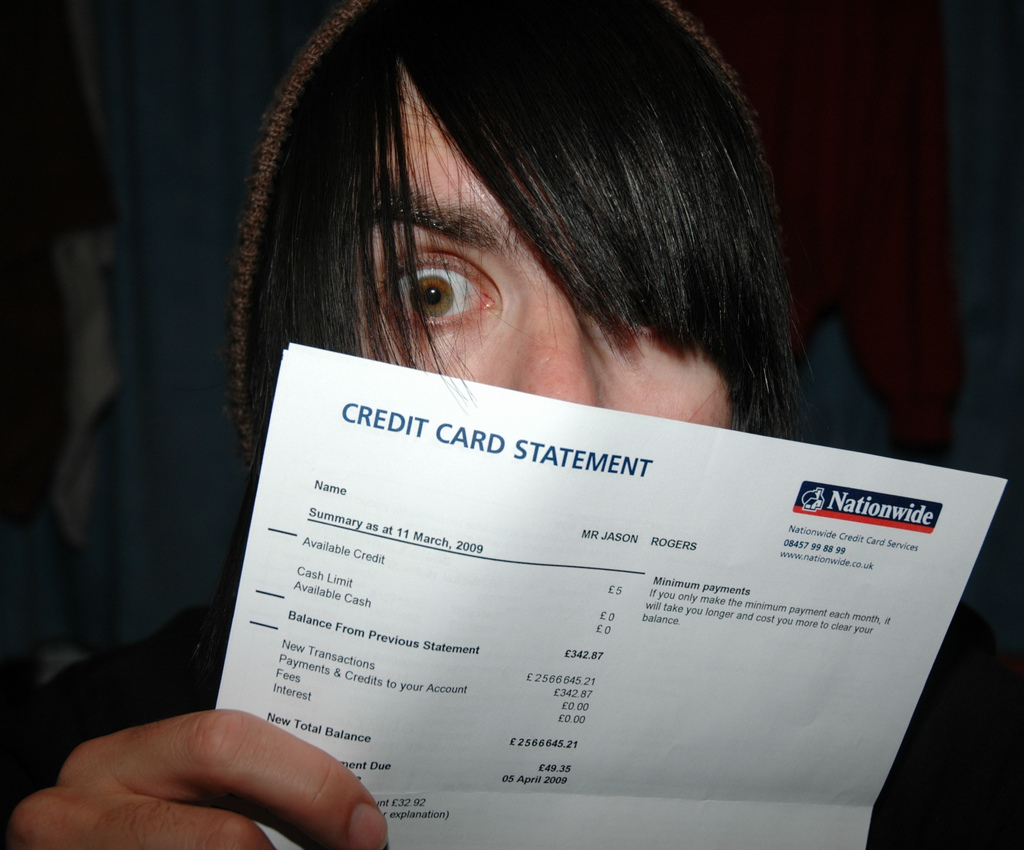 Using Credit Cards to Buy Time on Holiday Debt