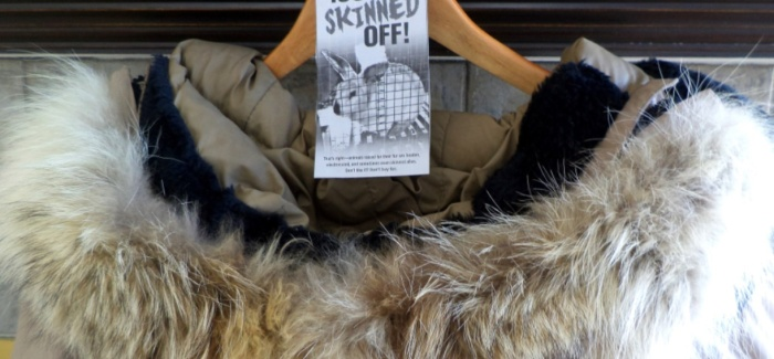 Save the Animals: Fabulous Faux Fur Finds