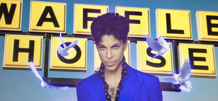 4 Things Prince Would Order at Waffle House