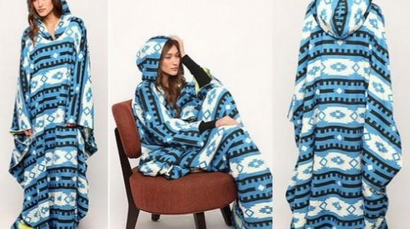5 Hipster Ponchos You Can't Unsee
