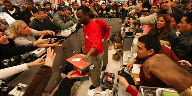 Cutthroat Tips for Black Friday Shopping
