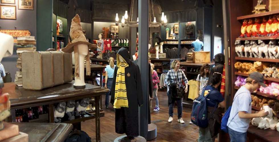 fantastic harry potter merch and where to find it